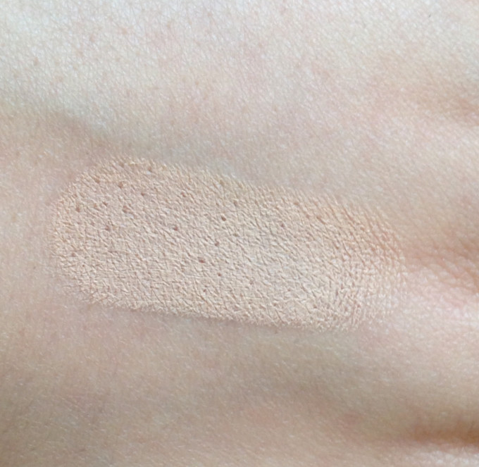 Everyday beauty Blog Bobbi Brown Skin Foundation Swatch