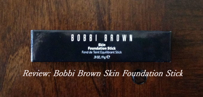 Everyday Beauty Blog Bobbi Brown Skin 1