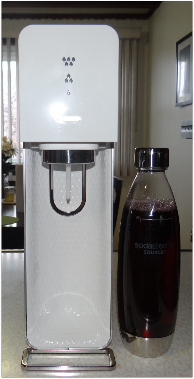 sodastream april 2014 fave