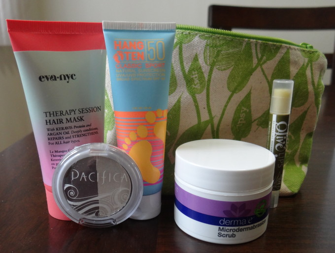 ipsy may 2014 contents ebblog