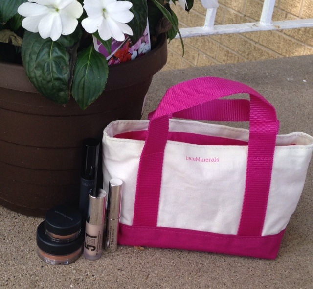 bare Minerals Destination Glow contents ebblog