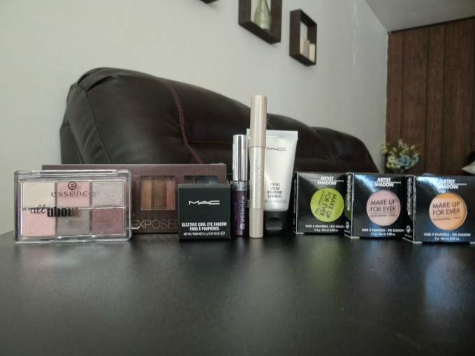 ebblog fall haul 2104 products 2