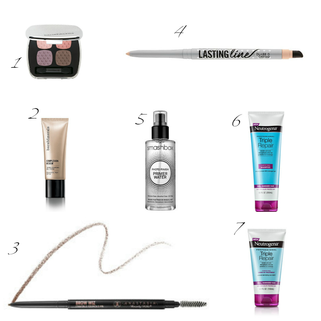 everyday beauty blog feb 2015 faves collage