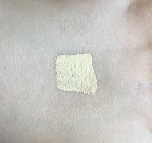 swatch urban decay naked skin concealer