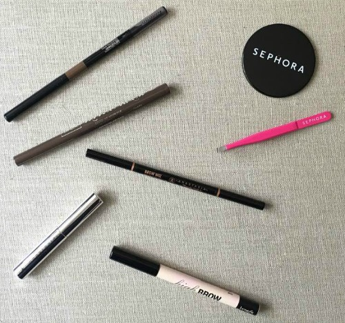 Sephora Favorites Brow Raising Contents everyday beauty blog