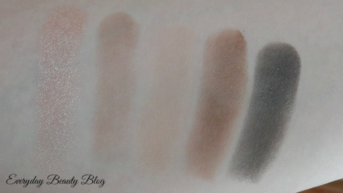 UDXGWEN Swatches line 2 everyday beauty blog